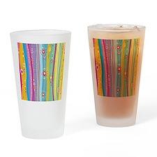 showercurtain8 Drinking Glass
