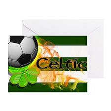 14x10_LARGE-FRAMED-print.-CELTIC-FBp Greeting Card