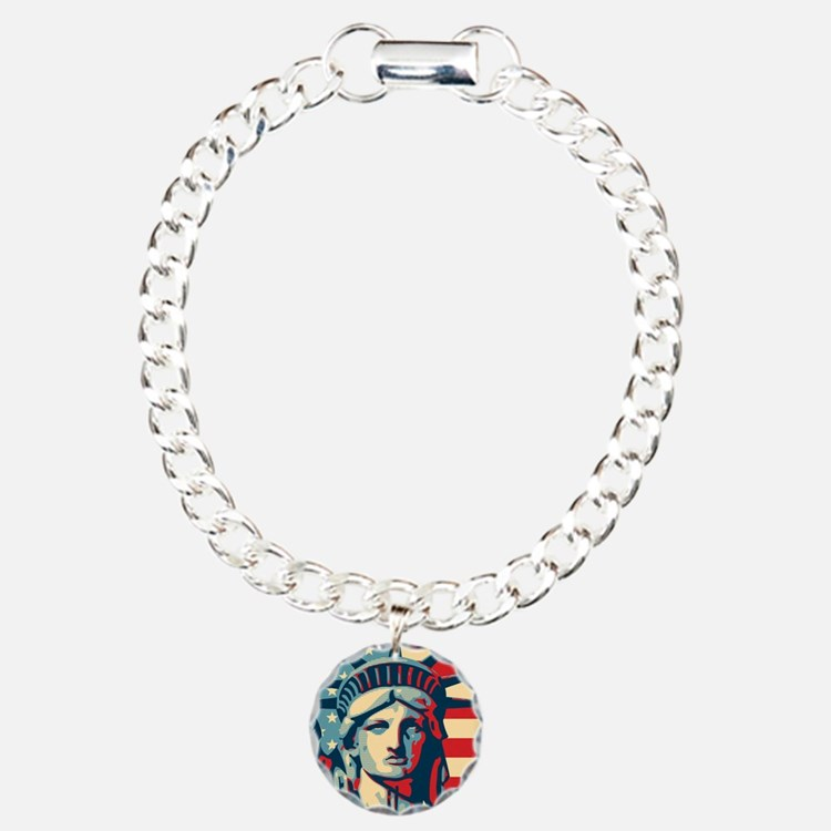 showercurtain9 Bracelet