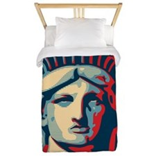 showercurtain9 Twin Duvet