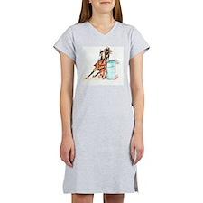 96x96_barrelracer Women's Nightshirt