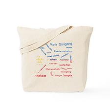 favorite words Tote Bag