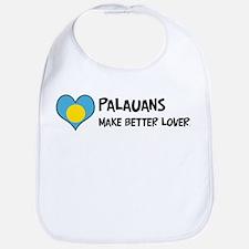 Palau - better lovers Bib