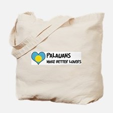 Palau - better lovers Tote Bag