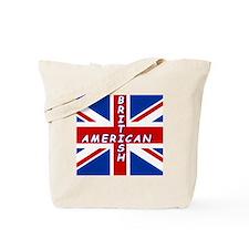 britXamerican Tote Bag