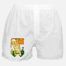 PROUD-IRISH-SLIDER Boxer Shorts
