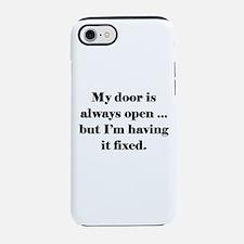 Open Door iPhone 7 Tough Case