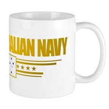 RAN Ensign (Flag 10) pocket 2 Mug