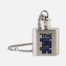 New Piece Flask Necklace