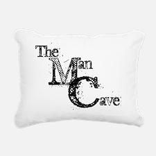 The ManCave Rectangular Canvas Pillow
