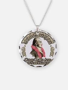 burr-lesque Necklace