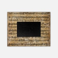 SheetMusic1 Picture Frame