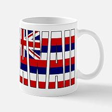 Hawaii Flag Mugs