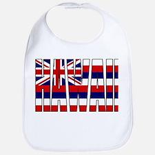 Hawaii Flag Bib