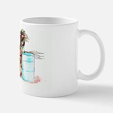 12x18h_barrelracer Mug