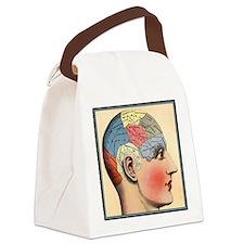 phrenologyhead Canvas Lunch Bag