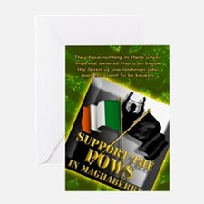 MAGHABERRY-POWS-KINDLE-SLEEVE Greeting Card