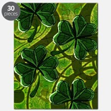 SHAMROCK-KINDLE-SLEEVE Puzzle