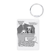 area 51-a Keychains