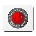 Hoboken Monkeyman Mousepad