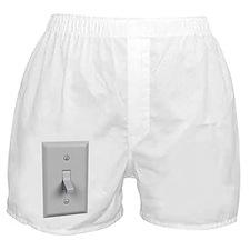 Turn Me On Boxer Shorts