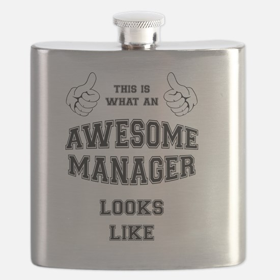 Cute Manager Flask