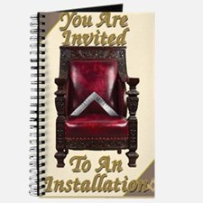 Installing chair copy Journal