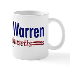 Warren for MA 3 Mug