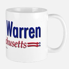 Warren for MA 3 Mug