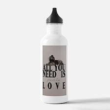 po_kindle_sleeve_h_f Water Bottle