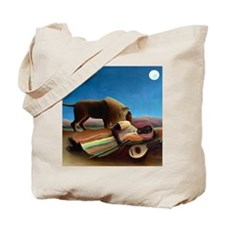 Pillow Rousseau Gypsy Tote Bag
