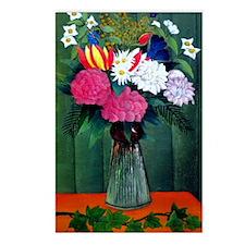 K/N Rousseau Ivy Postcards (Package of 8)