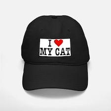 HeartCatMiniWallet Baseball Hat