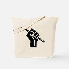 Occupy Magic Fist Tote Bag