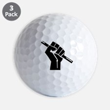 Occupy Magic Fist Golf Ball