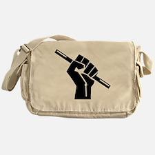 Occupy Magic Fist Messenger Bag