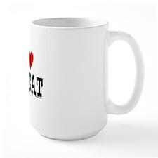 *HeartHoriz4x6 Mug