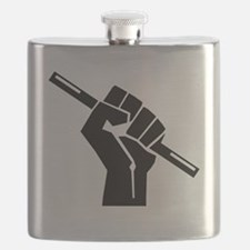 Occupy Magic Fist Flask