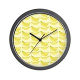 Banana Wall Clocks