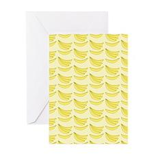 Banana FlipFlops Greeting Card