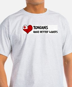 Tonga - better lovers T-Shirt