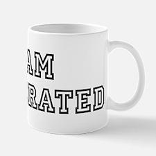 EVISCERATED is my lucky charm Mug