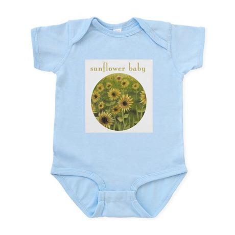 Sunflower Baby infant onesie