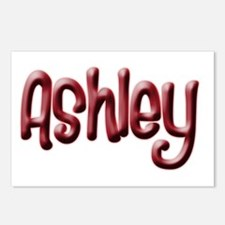 Ashley Postcards (Package of 8)