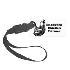 lp-chick-2 Luggage Tag