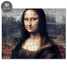 MonaLisa1 Puzzle