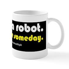 Befriend A Robot 10x3 Mug