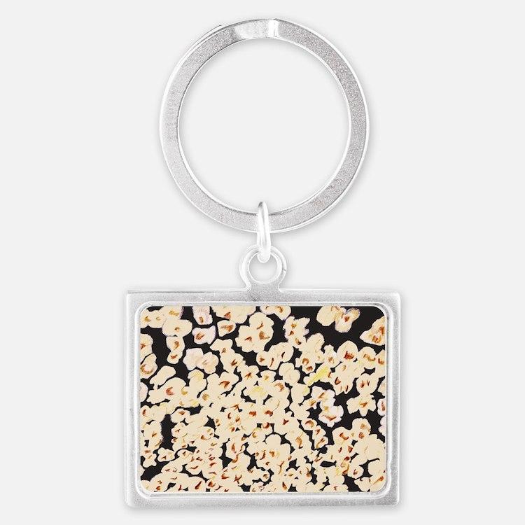 popcorn_cafepress_laptopskin Landscape Keychain