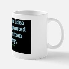 Belief Immunity Mockery 3X5 Mug
