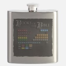 books of the bible10x10 Flask